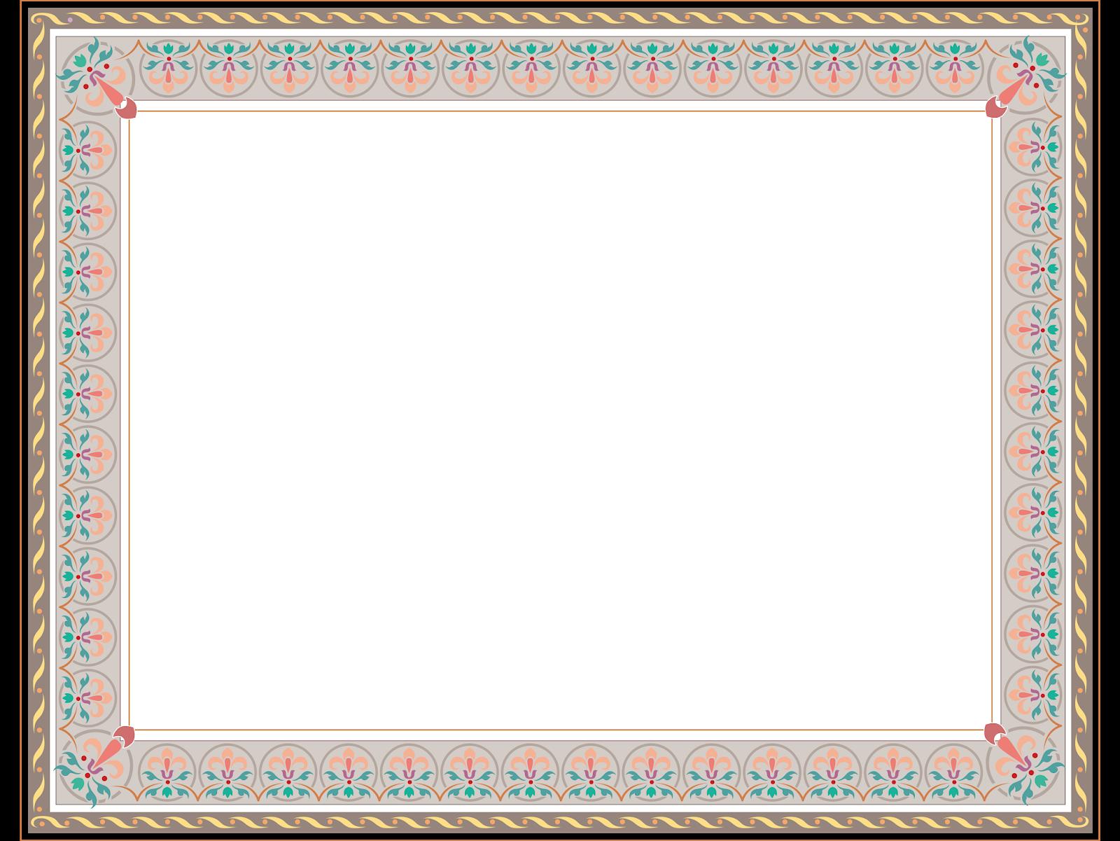 Download Vector Bingkai Sertifikat Cdr & Png HD | DODO GRAFIS