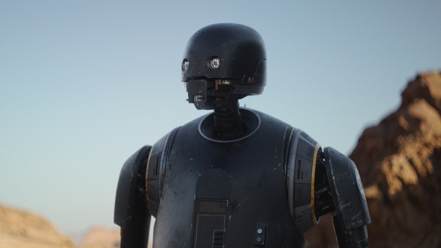 K-2S0 / Kaytoo quotes from Rogue One.