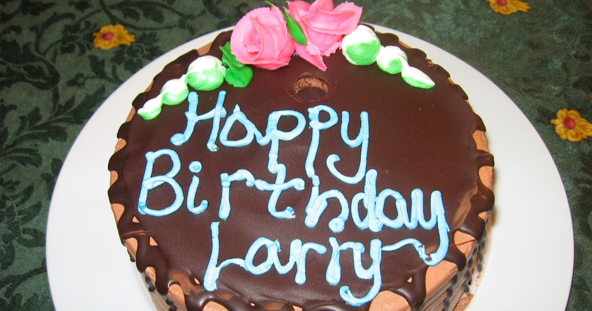 YUIMA-RU: Happy Birthday to Larry