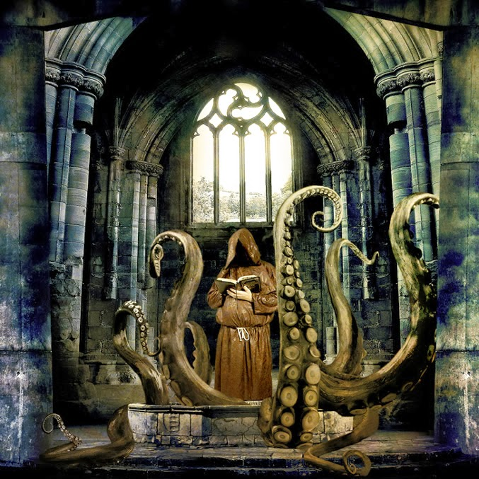Into the Mound: Please Don't Read Aloud; Cthulhu Occultism ...