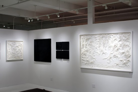 Last Days to see Reflection & Vision, curated by Elisa Contemporary Art at 1stdibs at New York Design Center.