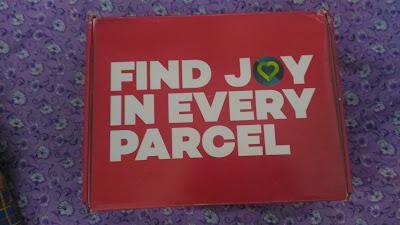 Parcel Of Joy Dari Lazada