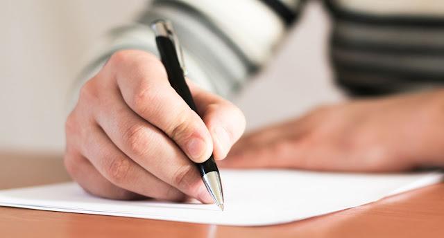 Como fazer uma redação passo a passo
