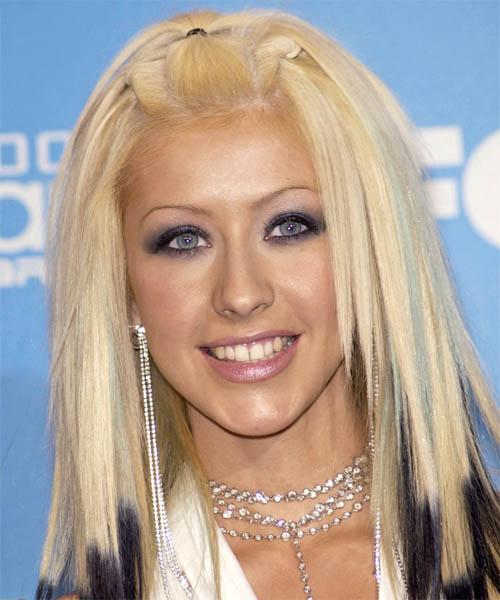 Chord Studio Christina Aguilera 2012 Hairstyles