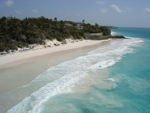 Spectacular beaches of Barbados