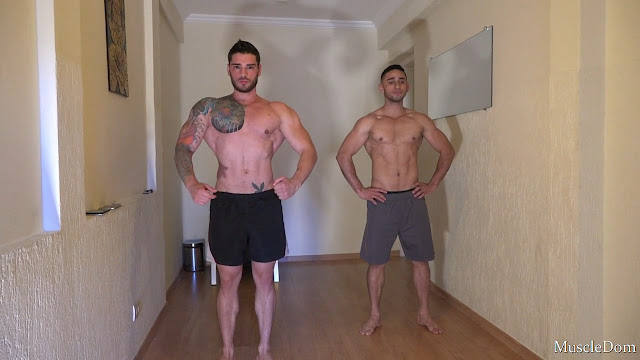 MuscleDom - Ryan and Ricky