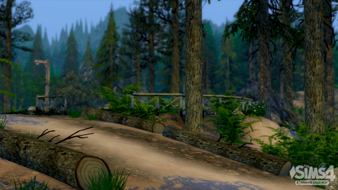 My Sims 4 Blog Granite Falls Mod By Conceptdesign97sims