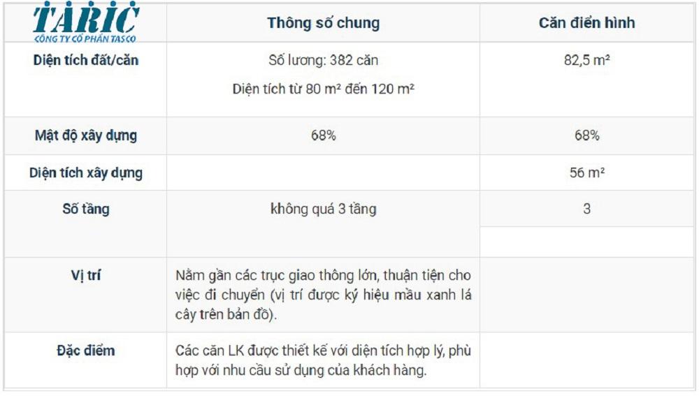 Bán Liền Kề KĐT Sinh Thái Xuân Phương Tasco