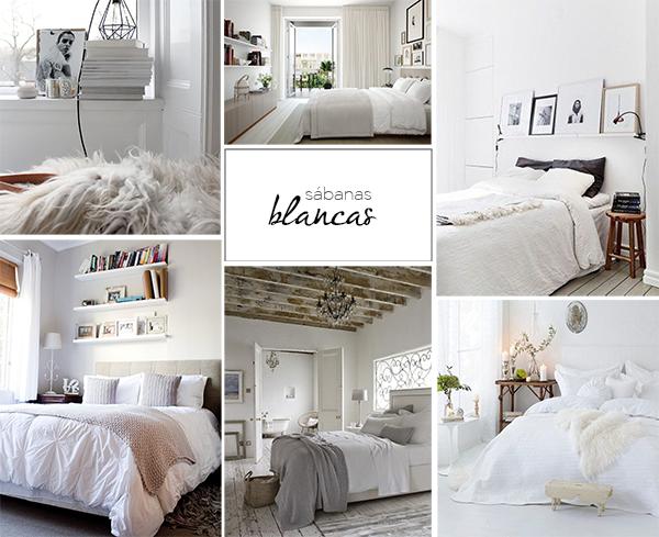Blanco o color en las sábanas - homepersonalshopper