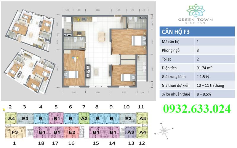 mat bang can 91.74m2