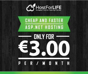 http://hostforlife.eu/European-ASPNET-Core-11-Hosting.aspx