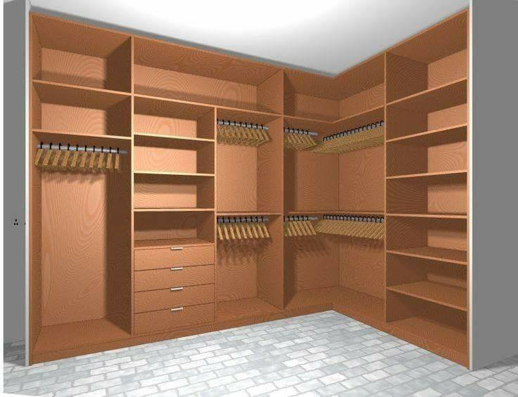 Insanely Clever Bedroom Closet Storage Solutions