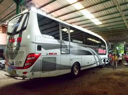 rental Bus Pariwisata PO. Solaris Jaya Surabaya