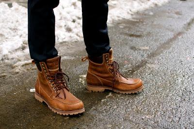 Botas de Hombre
