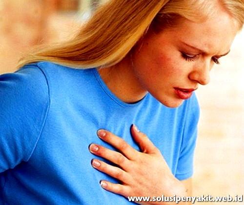 Gejala Penyakit Jantung Pada Wanita