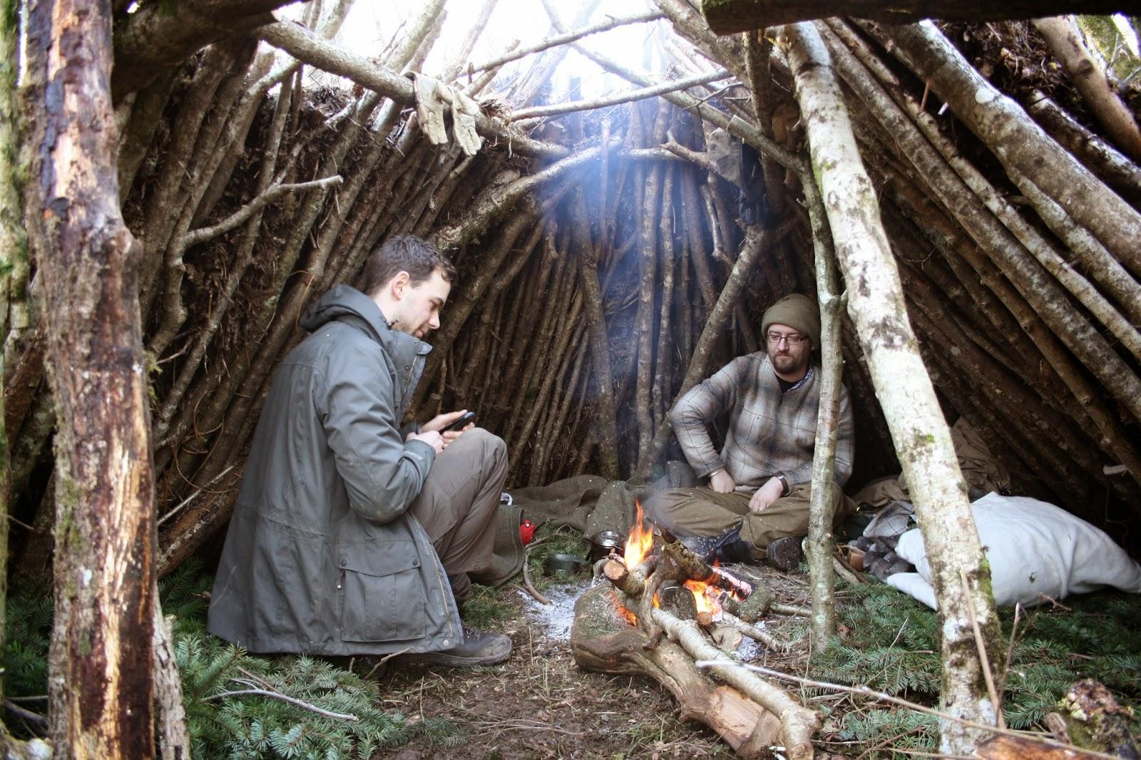 Wilderness Survival Skills And Bushcraft Antics The