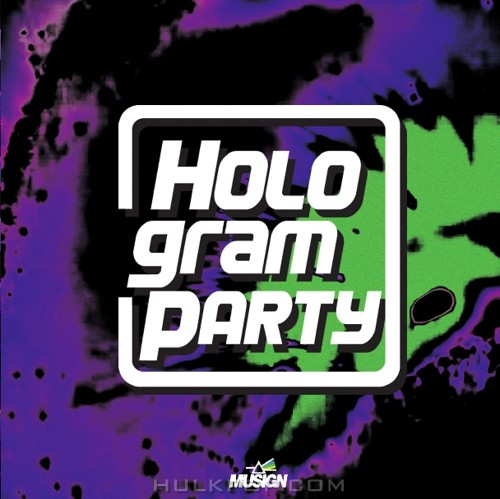 Hologram Party – Brand New Adventure – EP