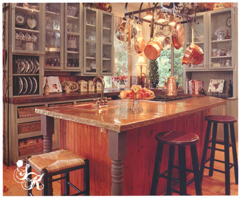 Copper Kitchen Countertops Cost