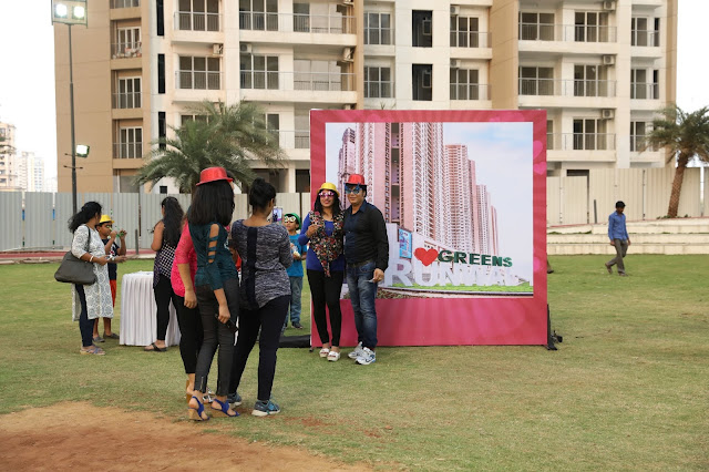Valentine's Day gift by Runwal Group to the residents of Runwal Greens, Mulund – a sprawling, state of art clubhouse
