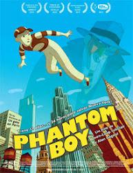 Chico Fantasma (Phantom Boy) (2015) español Online latino Gratis