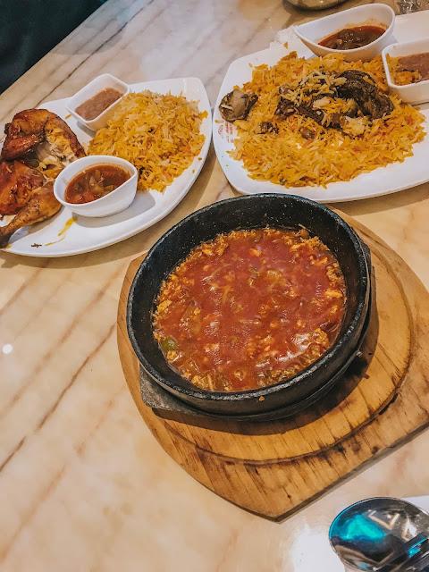 Restoran Qasar Balkis Taman Melati