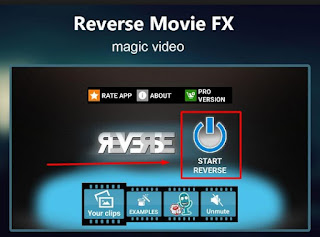 aplikasi animasi android video mundur reverse