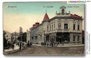 Drohobycz - Apteka na ul. Stryjskiej
