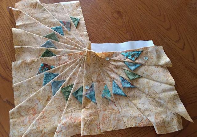 Открытое ткачество батик решетки одеяло с точками прерии