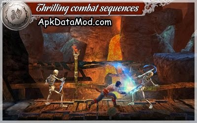 Prince of Persia Shadow Flame Bone Crushing Apk