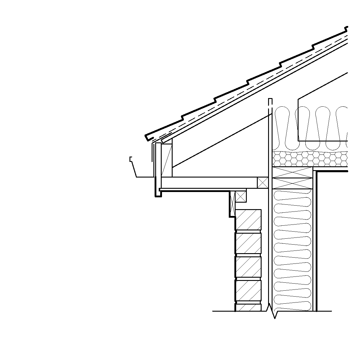 Constructing Eaves