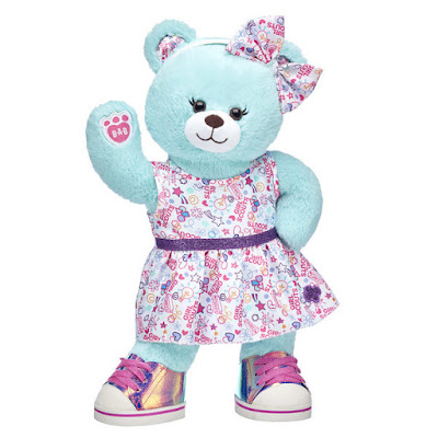 Thin Mints® Cookie Bear is dressed and ready for all the fun adventures that come with being a Girl Scout!