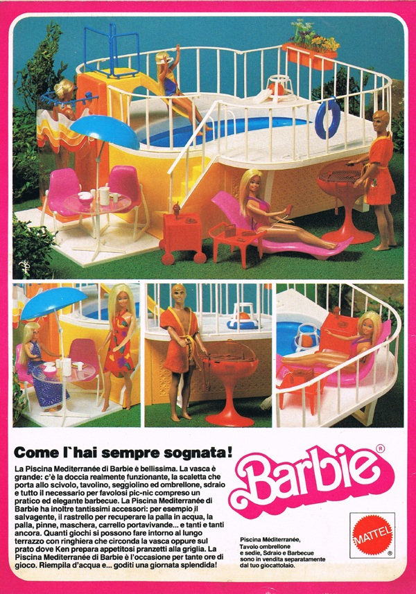Kentozzi d 39 egitto 2 un altro double special l 39 antro for Piscina di barbie