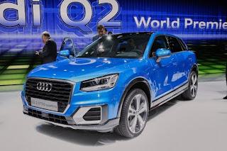 Audi Q2 2018 Voiture Neuve Pas Cher Prix, Revue, Concept, Date De Sortie