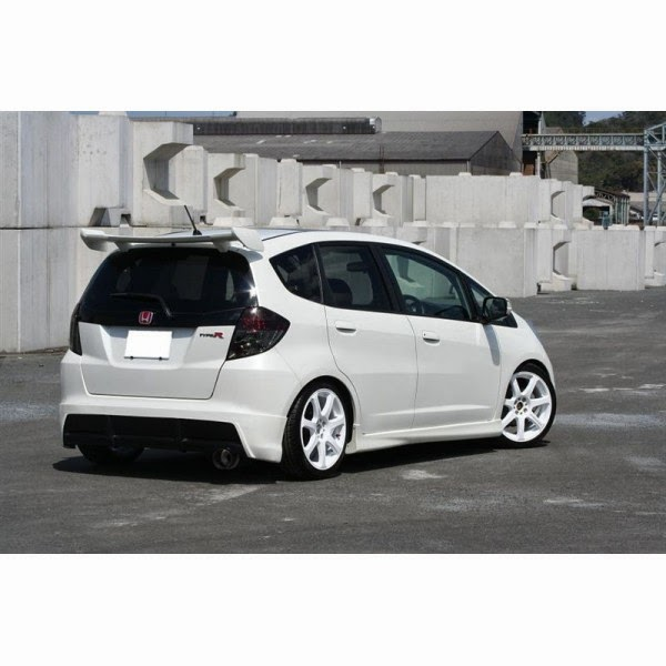 Full Bumper Honda Jazz S 2008-2011 Axis Styling