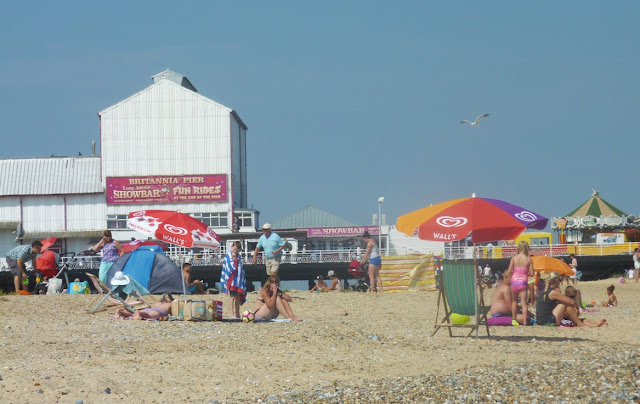 Great Yarmouth summer holidays