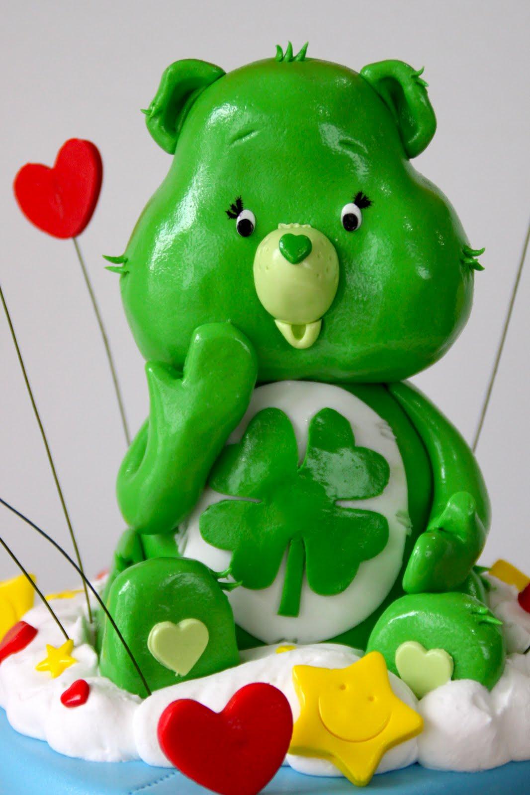 Celebrate With Cake Care Bears Cake