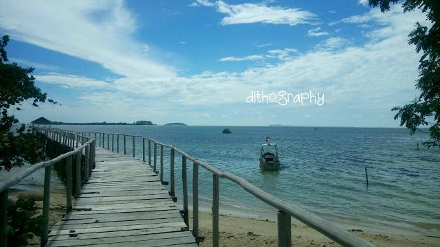 white sand island, bintan, indonesia