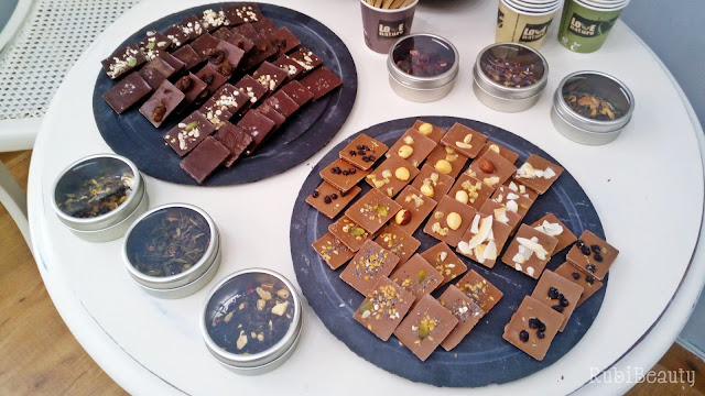 inauguracion dña barbara concept store chocolate infusiones te