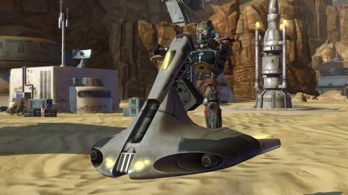 Новые скриншоты Star Wars: The Old Republic с E3 2011