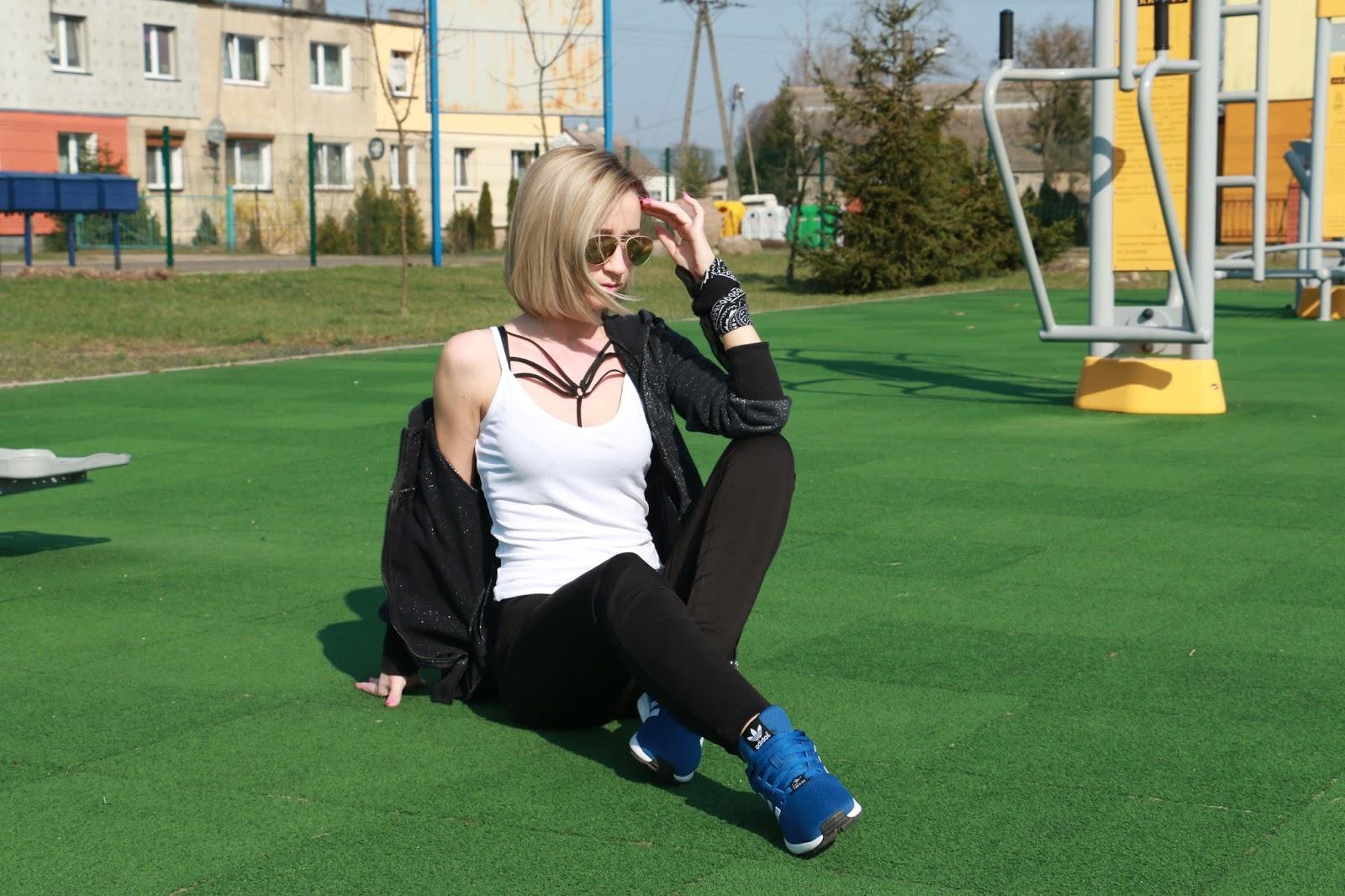 Dzień na sportowo/ Czyli bądź fit