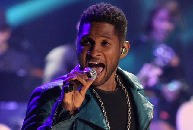 Usher Is Not Part Of 'One Love Manchester' Benefit Concert