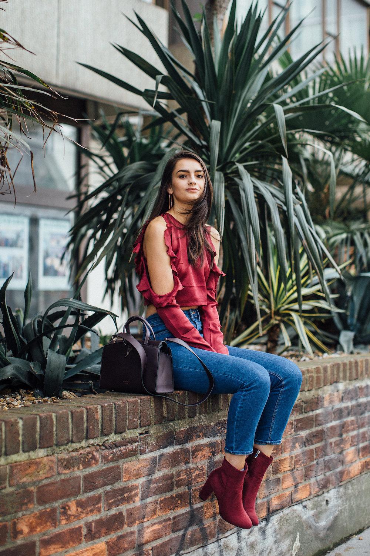 peexo london blogger