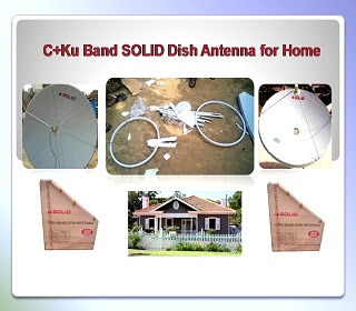Satellite signal reception for watching free to air channels in India a good quality Dish Antenna must be required along with free to air Satellite Receiver, Lnbf, Cable wire etc most important item.