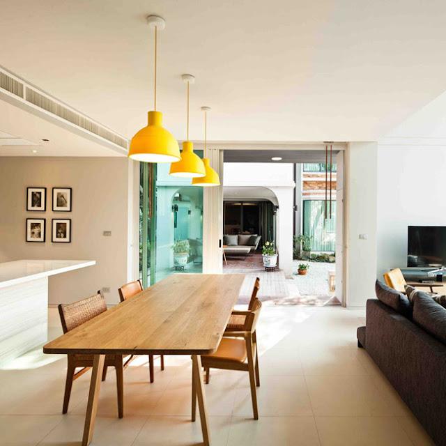 Casa minimalista en tailandia - Arquitectura minimalista ...