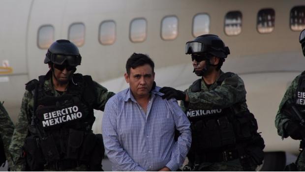 Trasladan al 'Z-42' a penal federal de Guanajuato