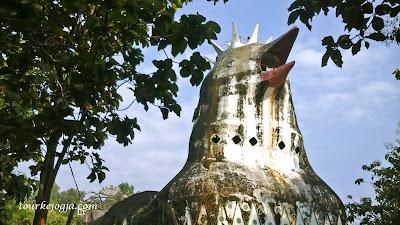 Gereja Ayam Borobudur