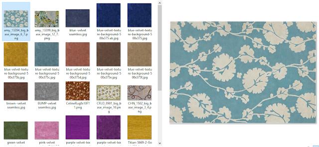download Texture material karpet