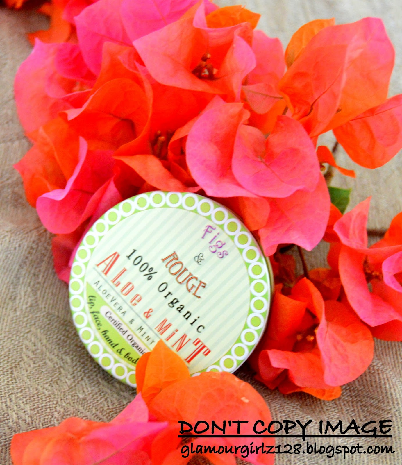 Beauty balm by Figs and Rouge.