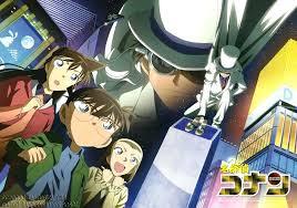 Detective Conan Movie 23: Quả đấm Sapphire Xanh