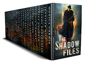 The Shadow files: Limited edition - supernatural suspense by Monica Corwin, Carlyle Labuschagne, Kristin Ping